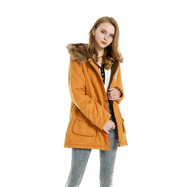 ¿Qué son los abrigos parkas?